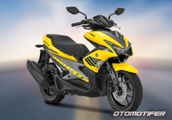 Harga Motor Yamaha Aerox 155