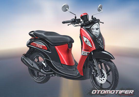 Harga Motor Yamaha Fino 125