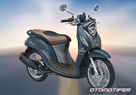 Harga Motor Yamaha Fino Grande