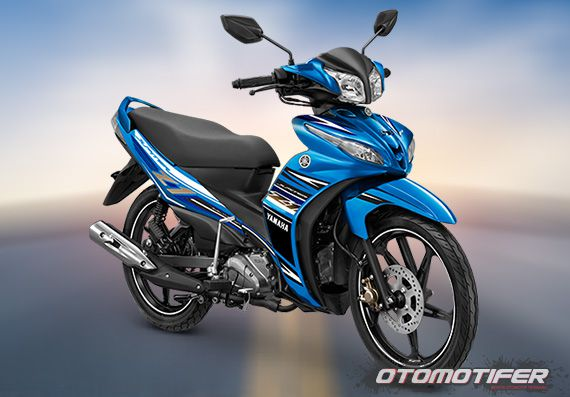Harga Motor Yamaha Jupiter Z1