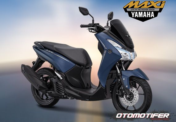 Harga Motor Yamaha Lexi
