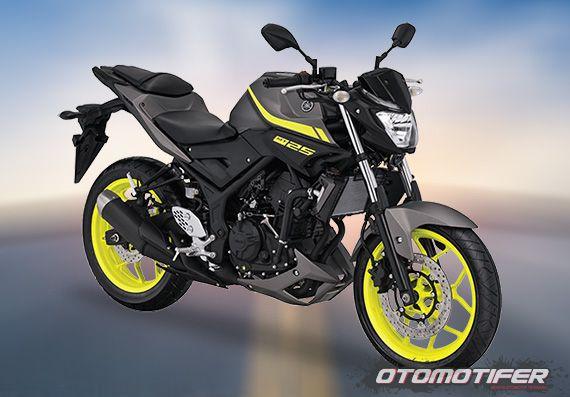 Harga Motor Yamaha MT-25