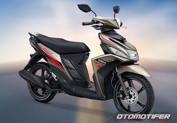 Harga Motor Yamaha Mio Z