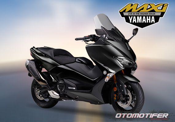 Harga Motor Yamaha TMAX DX