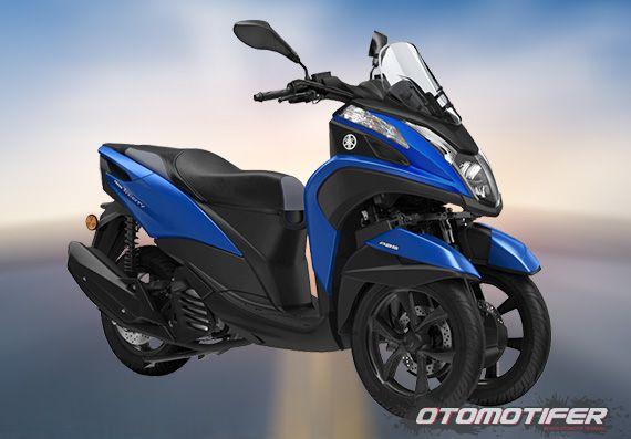 Harga Motor Yamaha Tricity 155