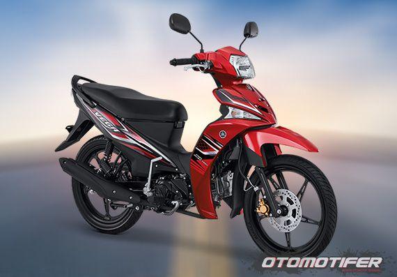 Harga Motor Yamaha Vega Force