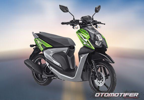 Harga Motor Yamaha X-Ride 125