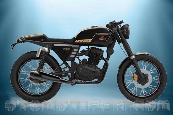 Harga Motor Benelli Motobi 152