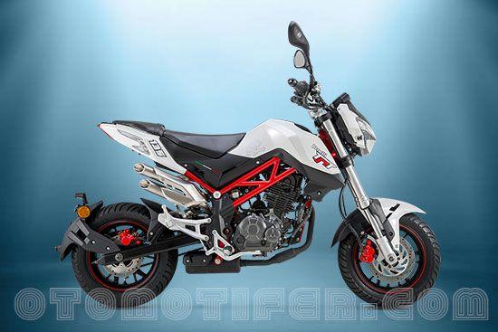 Harga Motor Benelli TNT 135