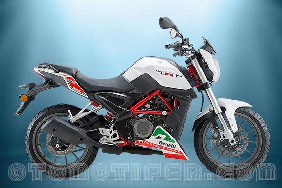 Harga Motor Benelli TNT 25