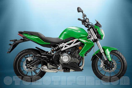 Harga Motor Benelli TNT 250