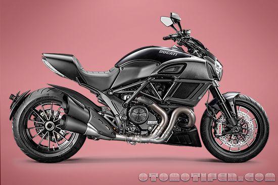 Harga Motor Ducati Diavel