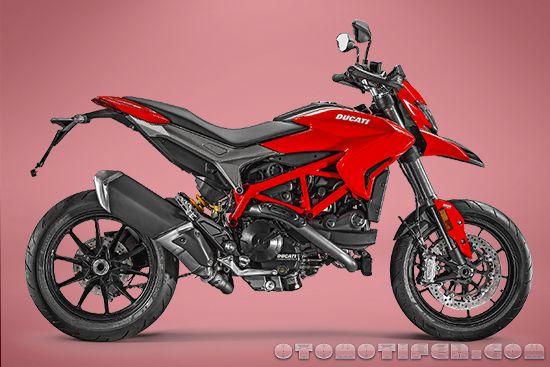 Harga Motor Ducati Hypermotard 939