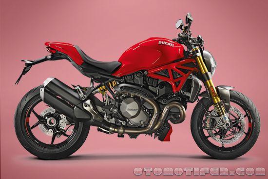 Harga Motor Ducati Monster 1200