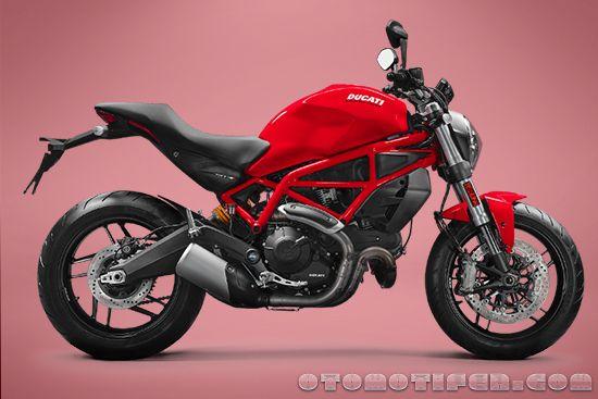 Harga Motor Ducati Monster 797