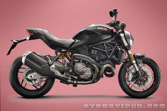 Harga Motor Ducati Monster 821 Dark