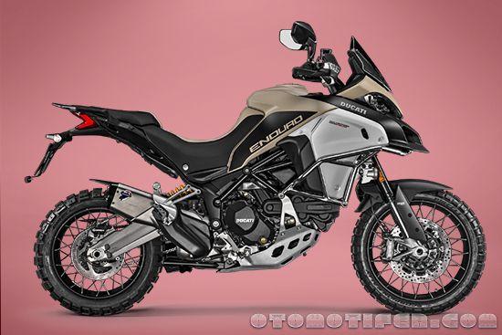Harga Motor Ducati Multistrada 1200 Enduro