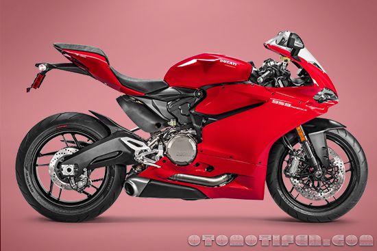 Harga Motor Ducati Panigale 959