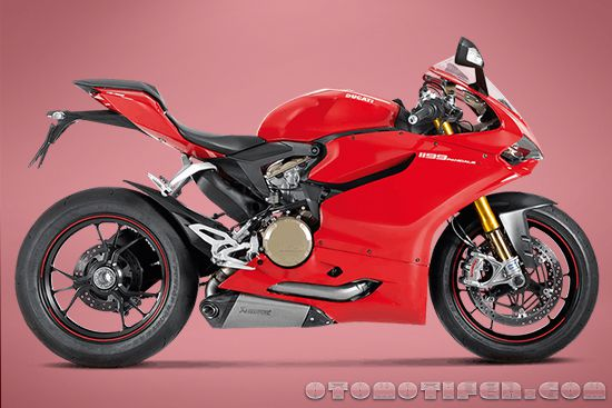 Harga Motor Ducati Panigale R