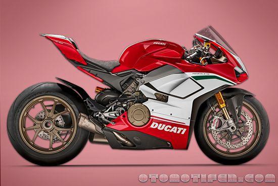 Harga Motor Ducati Panigale V4