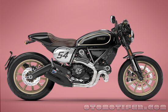 Harga Motor Ducati Scrambler Cafe Racer