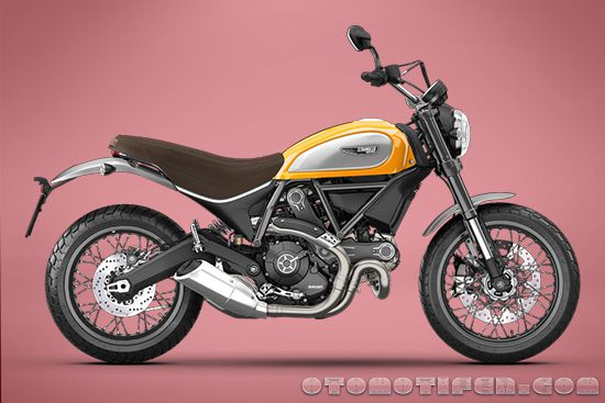 Harga Motor Ducati Scrambler Classic
