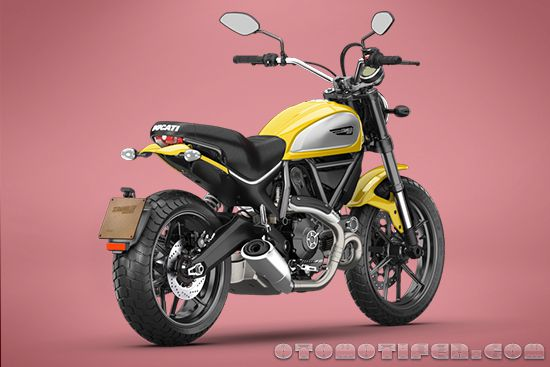 Harga Motor Ducati Scrambler Icon