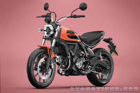 Harga Motor Ducati Scrambler Sixty2
