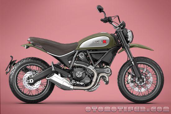Harga Motor Ducati Scrambler Urban Enduro