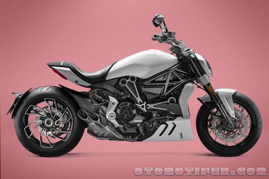 Harga Motor Ducati XDiavel S