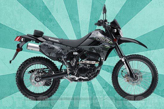 Harga Motor Offroad Kawasaki