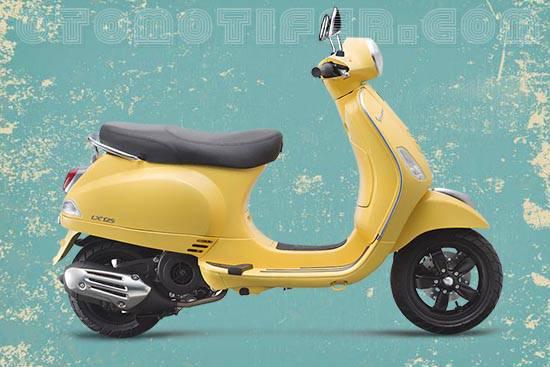 Harga Motor Vespa LX 125