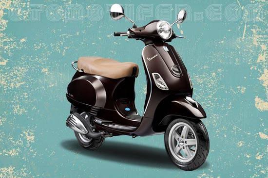 Harga Motor Vespa LX 150