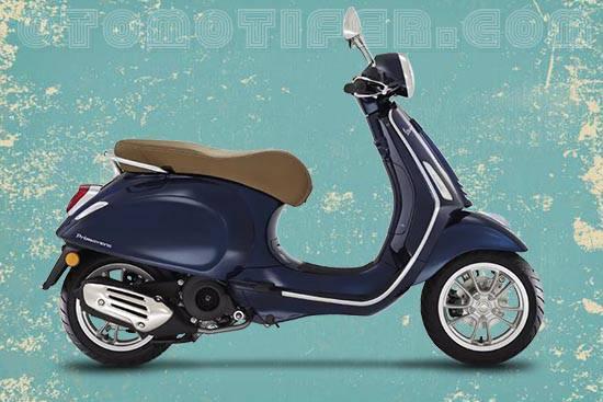 Harga Motor Vespa Primavera 150