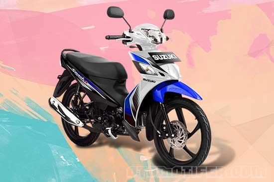 Harga Suzuki Smash FI