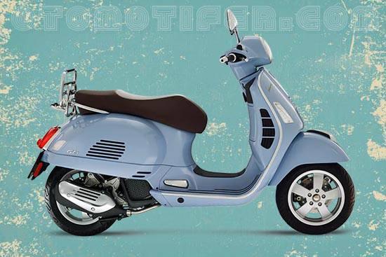 Harga Vespa GTS 150