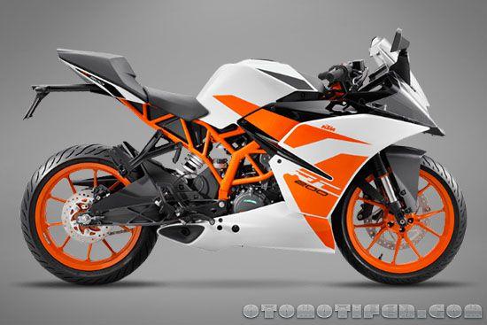 Gambar KTM RC 200