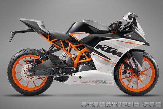 Gambar KTM RC 250