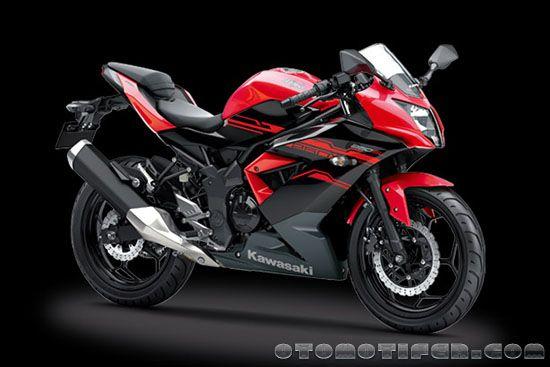 Gambar Kawasaki Ninja Z250SL