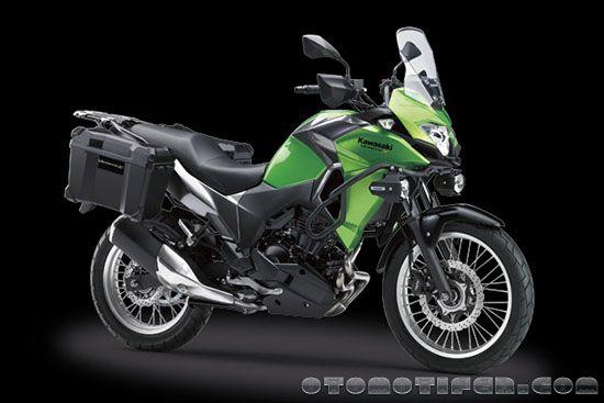 Gambar Kawasaki Versys-X 250 Tourer