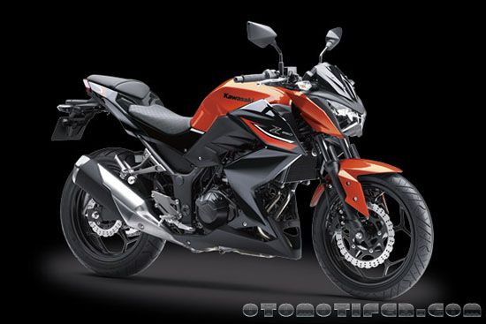 Gambar Kawasaki Z250