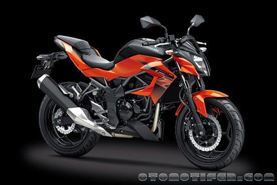 Gambar Kawasaki Z250SL