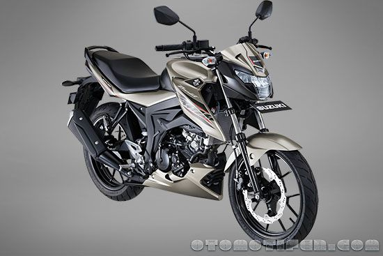 Gambar Suzuki GSX150 Bandit