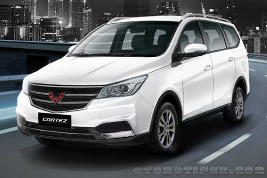 Harga Mobil Wuling Cortez 1.8