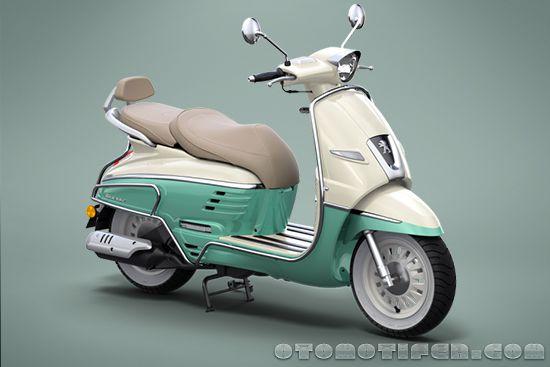 Harga Motor Matic Peugeot