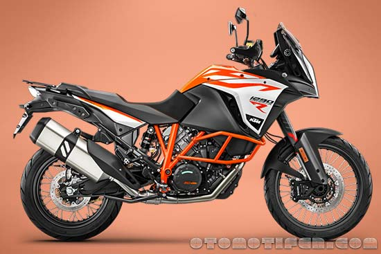 Harga Motor KTM 1290 Super Adventure R