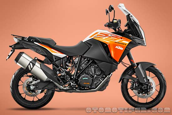 Harga Motor KTM 1290 Super Adventure S