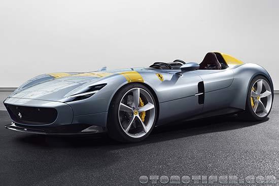 Harga Ferrari Monza SP1