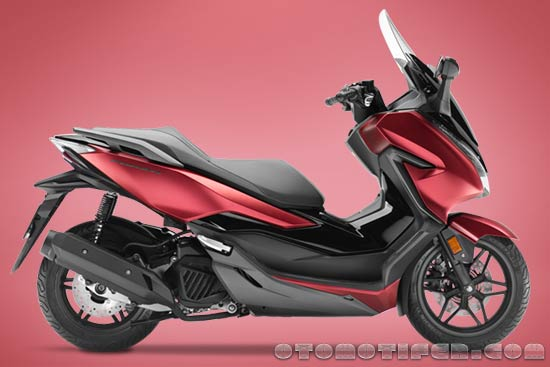 Gambar Honda Forza 125