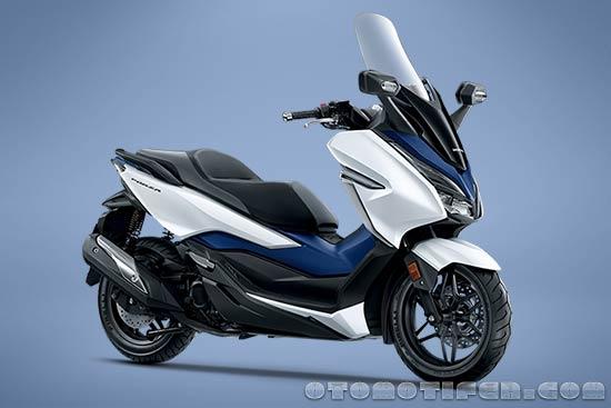 Gambar Honda Forza 250